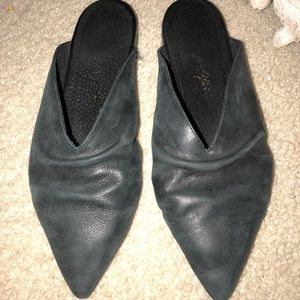 Free People Pointed Flat